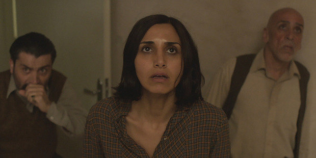 Under the Shadow takes place in war-torn Tehran in 1988.
