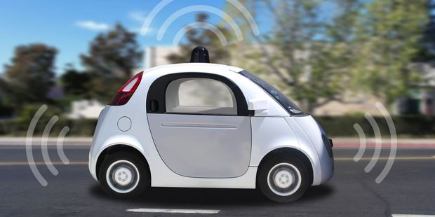 Pedestrians have little to fear from driverless cars, researchers say. Picture / 123RF