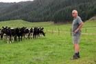 Richard Sisam says he has been  using semen from facial eczema-tolerant bulls for six years.