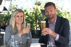 Tristram Clayton and Laura McGoldrick find out what it takes to burn off their alcohol calories.