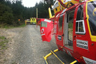 Labour Weekend was a busy one for rescue services. Photo / Supplied