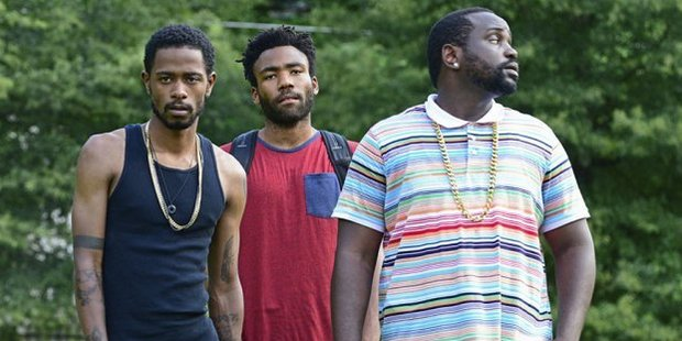 A scene from the television series, Atlanta. Photo / FX