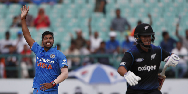 The Black Caps face a must-win in game four. Photo / AP