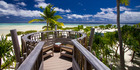 The Brando, an eco-resort in the Tahitian atoll Teti'aroa. Photo / James Russell