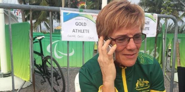 Carol Cooke. Photo / news.com.au