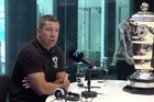 Newstalk ZB's Mike Hosking talks to Nathan Cayless on the Rugby League World Cup.
