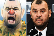 Wallabies coach Michael Cheika was in no mood to play the role of gracious loser after the All Blacks' record-breaking 18th straight win.