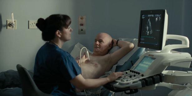 Scene from the film I, Daniel Blake. Photo / Cannes Film Festival