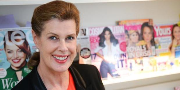 Deborah Thomas was a model and magazine editor before becoming CEO of Dreamworld's parent company Ardent Leisure.Photo / News Corp Australia