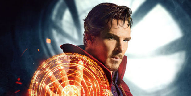 Loading Benedict Cumberbatch stars as Doctor Stephen Strange. Photo / Marvel