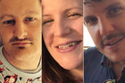 Roozi Araghi, Kate Goodchild and her brother Luke Dorsett were three of the four victims.