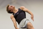 Rio Olympian Dylan Schmidt makes it look easy. PHOTO/Gymsports NZ