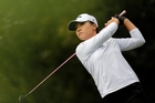Lydia Ko says she has devised little ways to stop herself from getting hung up on results and keep things enjoyable. Photo / AP