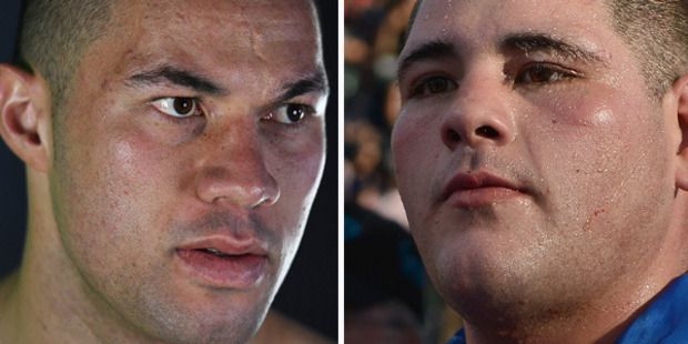 Loading The venue for Joseph Parker's world boxing championship showdown against Andy Ruiz is expected to be announced. Photo / Photosport/Getty Images