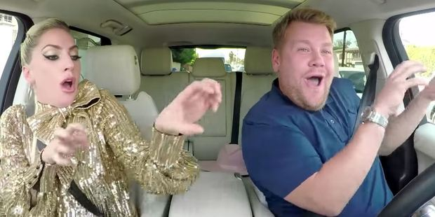 How To Live Stream Lady Gaga With James Corden