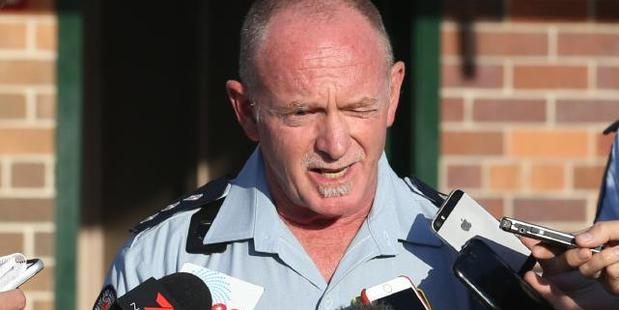 Loading Gavin Fuller was clearly shaken when he faced media two hours after the Dreamworld incident.