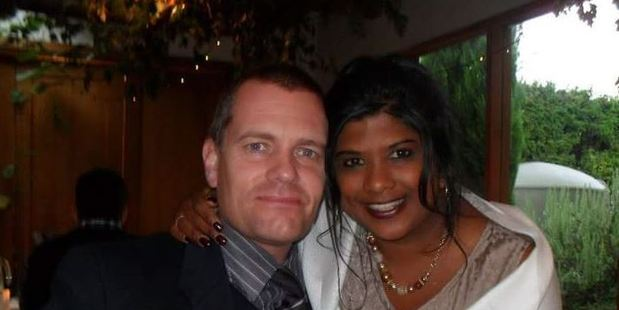 """Teacher Joyce Shankar-Kay and police detective husband Matt Kay are escaping the """"rat race"""" and moving to Geraldine. Photo / Supplied"""