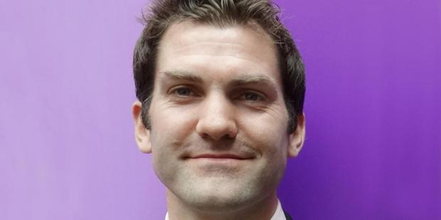 John Rees-Evans has announced his candidacy for leader of the right-wing U.K. Independence Party. Photo /Supplied