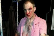 Kent Morgan was attacked as he walked home from work because he was wearing a pink shirt. Photo / Kent Morgan