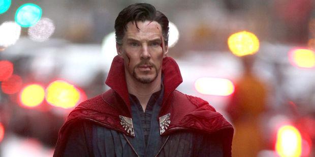 Loading Benedict Cumberbatch stars as Doctor Stephen Strange in the film, Doctor Strange. Photo / Marvel