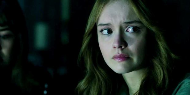 Actress Olivia Cooke in a scene from the movie Ouija.