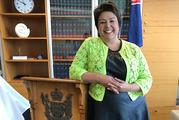 Acting Prime Minister Paula Bennett is filling in for Prime Minister John Key. Photo / Supplied