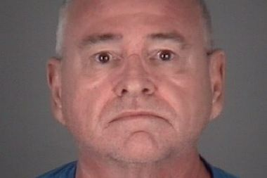 Richard Hoagland was arrested in July in Florida at the age of 63, 23 years after vanishing from his family home in Indiana. Photo / Pasco County Sheriff's Office