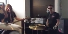 Watch: Phil Rudd rehearsing for his new music video