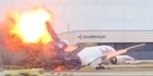 Watch: Watch: FedEx plane explodes at Fort Lauderdale airport