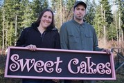 In 2013, Melissa Klein and Aaron Klein refused to make a cake for Rachel and Laurel Bowman-Cryer when they discovered the wedding was for a same-sex couple. Photo / Sweetcakes by Melissa