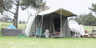 Raglan family forced to live in tent