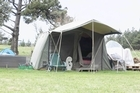 It's a cycle many Raglan renters are used to, when summer comes about it's time to move out and make way for property owners who want their homes back. But already this year families are resorting to tents, caravans and garages. Made with funding from NZ On Air.