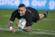 TJ Perenara has impressed in his recent starts for the All Blacks. Photo / Brett Phibbs
