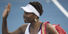 Venus Williams is returning to the ASB Classic. Photo / Greg Bowker