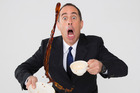 Comedian Jerry Seinfeld (Photo by Christopher Lane/Contour by Getty Images) NZH 05No