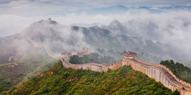 The Great Wall of China. Photo / 123RF