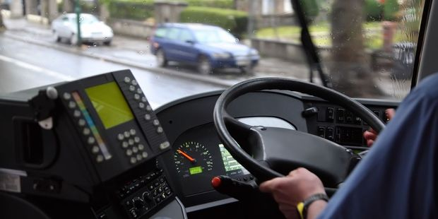 The bus driver regained consciousness before being taken to an A&E clinic. Photo / 123rf