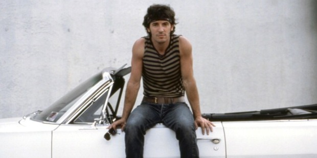 JUNE 1984: Bruce Springsteen poses for a portrait in June 1984. Photo / Getty