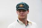 Australia captain Steve Smith. Photo / Photosport