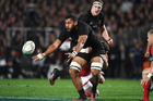 Patrick Tuipulotu will have no Sam Whitelock or Brodie Retallick when he takes to Soldier Field against Ireland this weekend. Photo / Photosport