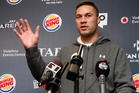Joseph Parker had hoped to host his world title fight in New Zealand. Photo / Photosport