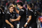 The Maori All Blacks won a predictable result in Chicago this afternoon, thumping the USA Eagles 54 points to 7. Photo / Photosport