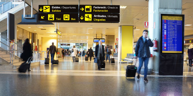 Blame the airport for not opening more scanners to ease congestion. Photo / 123RF