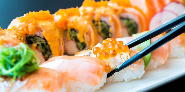 Picky eaters shouldn't make a fuss in Japan. Photo / 123RF