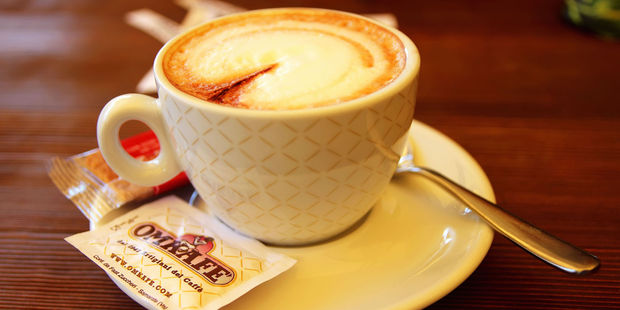 Italians won't be impressed if you order a cappuccino after breakfast. Photo / 123RF