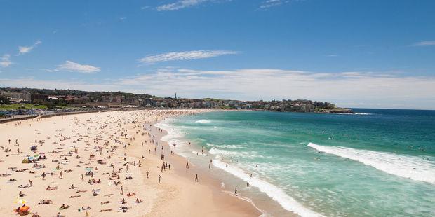 Sydney Bondi Beach, Australia. Photo/supplied