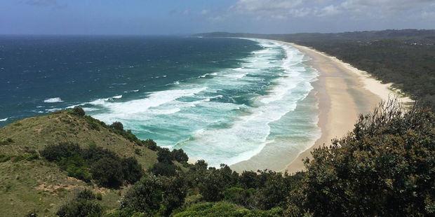 Australia's Byron Bay. Photo / 123RF