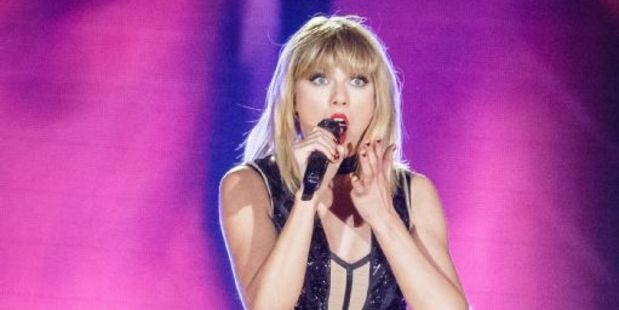 Singer-songwriter Taylor Swift. Photo / AFP