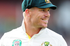 Australian vice-captain David Warner insists 'threatening' sledges are non-existent in modern cricket. Photo / Photosport