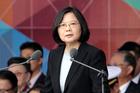 Taiwan's President Tsai Ing Wen said: